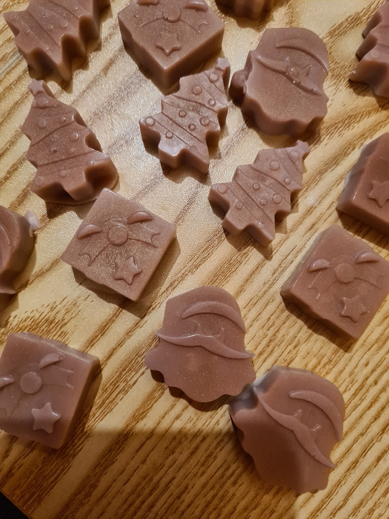 Deck Of Halls Scented Wax Melts