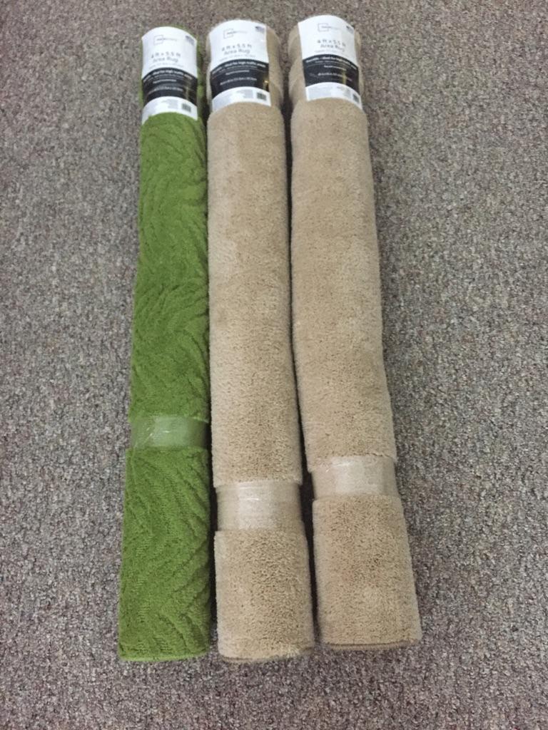 Brand new area rug