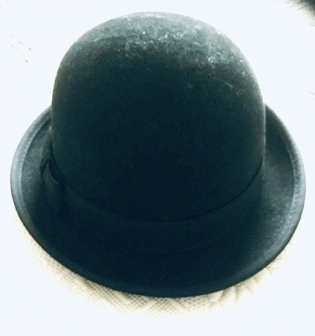 HAT BOWLER STYLE (SMALL-MEDIUM) By M&S