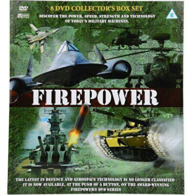 Firepower DVD Collector's Box Set