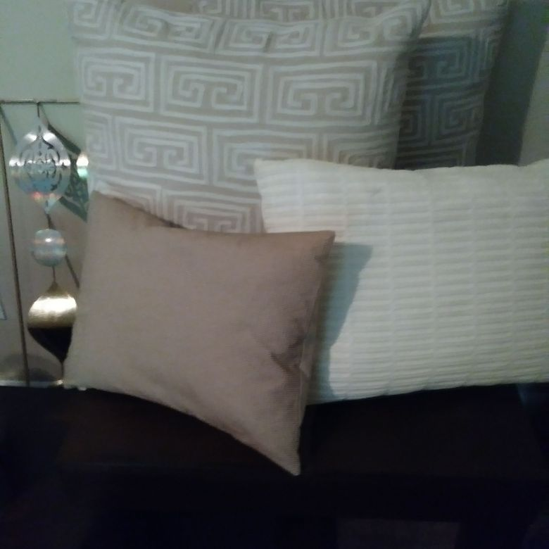 Multi Size Decor Pillows