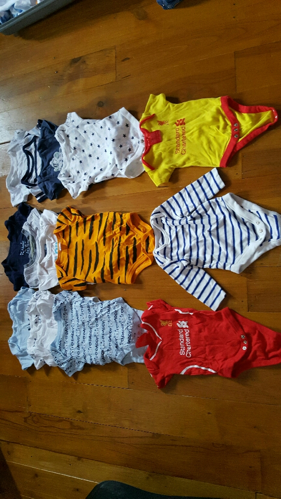 Baby boy clothes 3-6