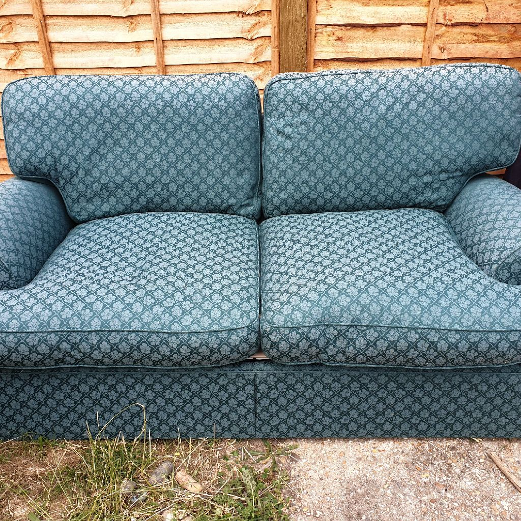 Large 3 seater sofa bed FREE