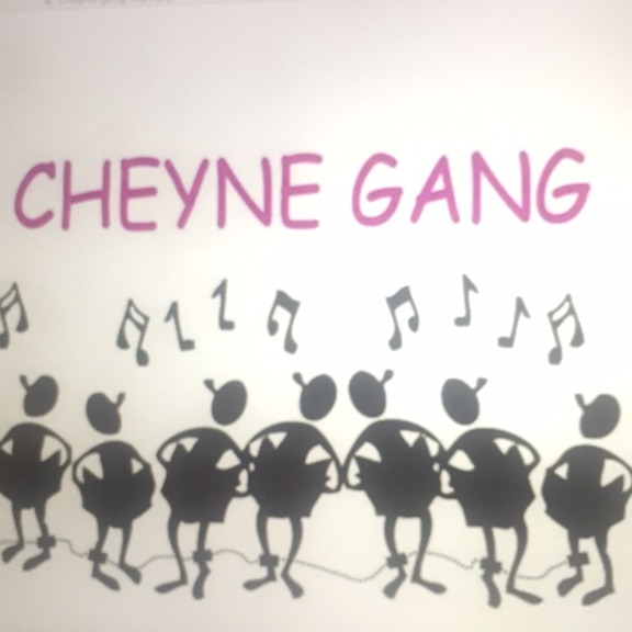 The Cheyne Gang Singing for Breathing Choir