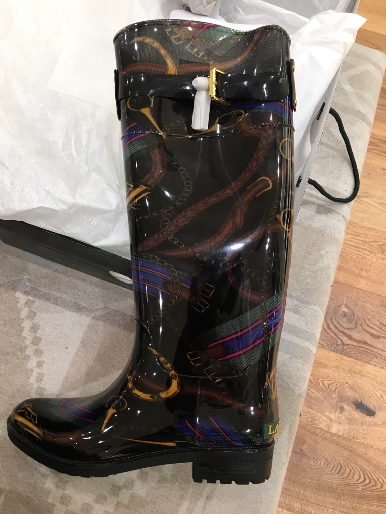 Wellington Boots size 6 New