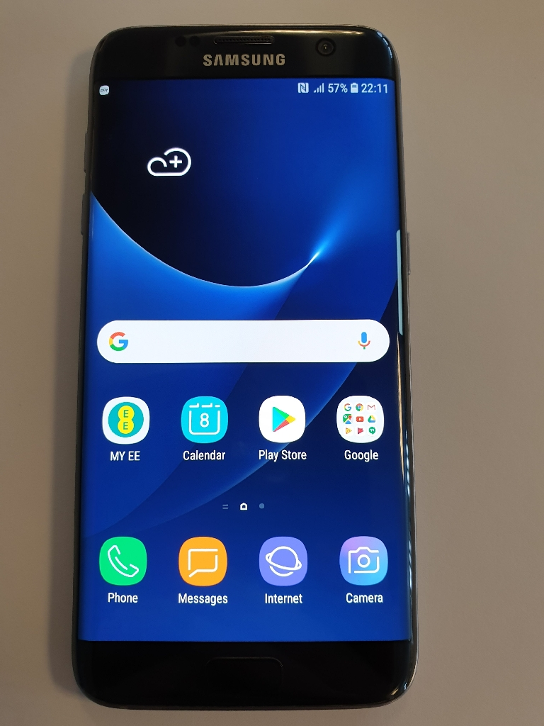 32gb Samsung s7 Edge EE