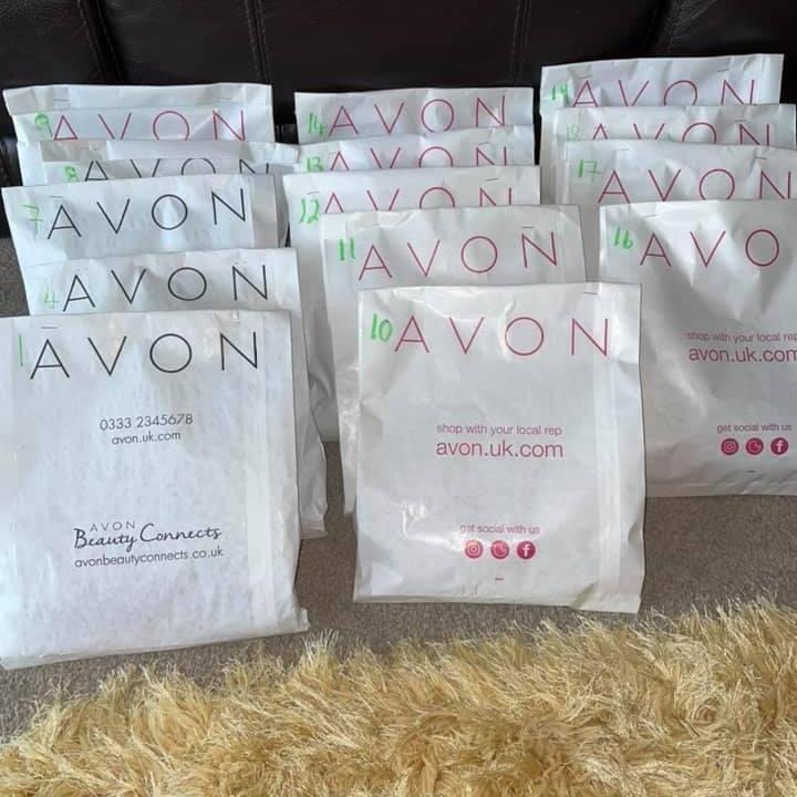 Avon lucky bags
