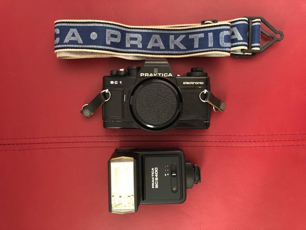 Praktica BC1 35ml Film Camera