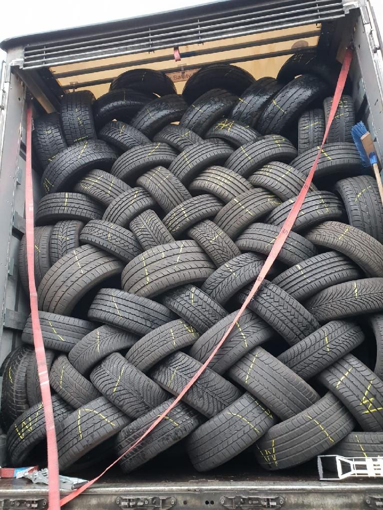Partworn tyres