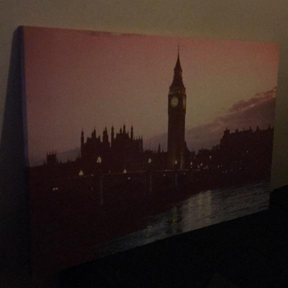 Canvas print Big Ben