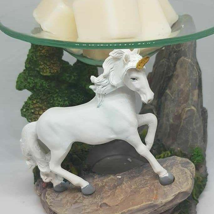 Unicorn wax burner brand new