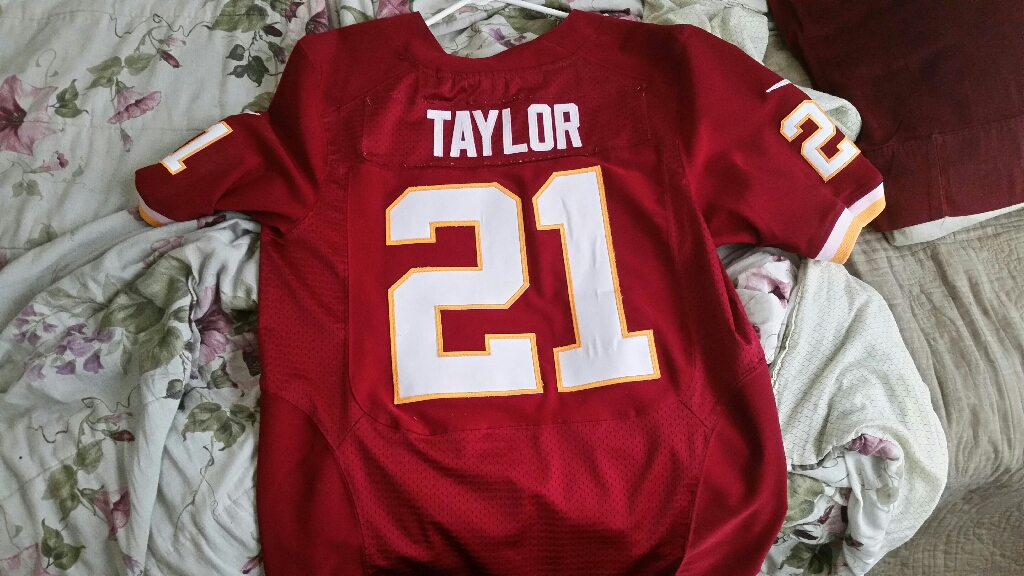 80th Anniversary Nike Sean Taylor Jersey