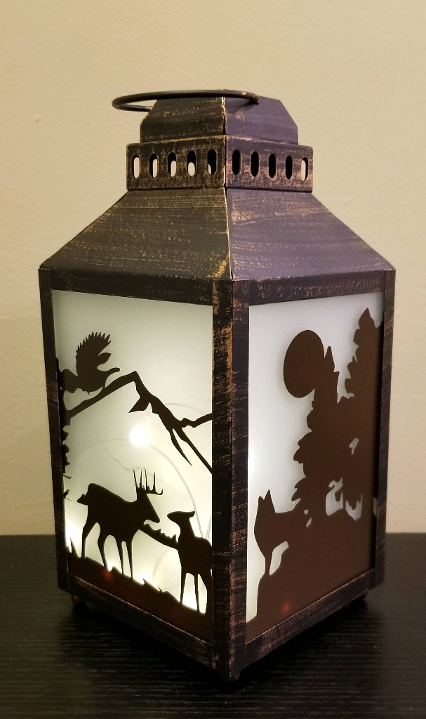 Mountain Theme Lantern SALE