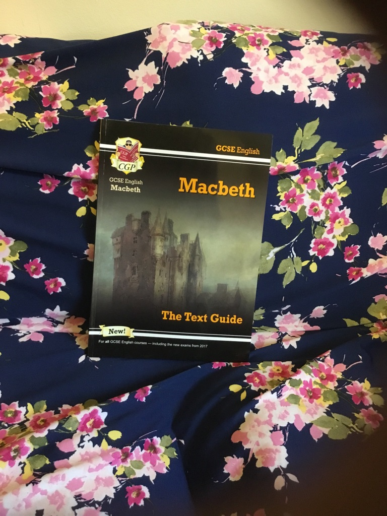 Macbeth Text guide