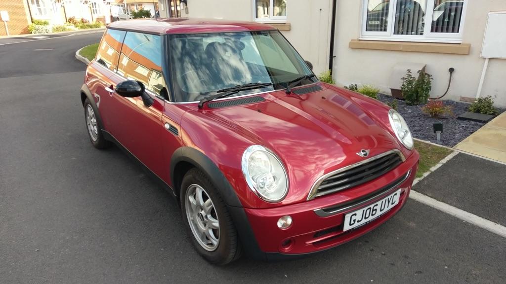 Mini One Seven edition