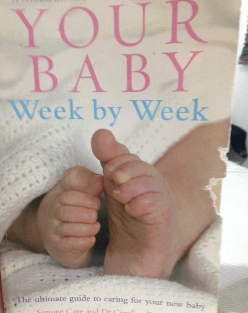 Your baby week by week book