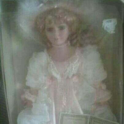Katherine Collection doll