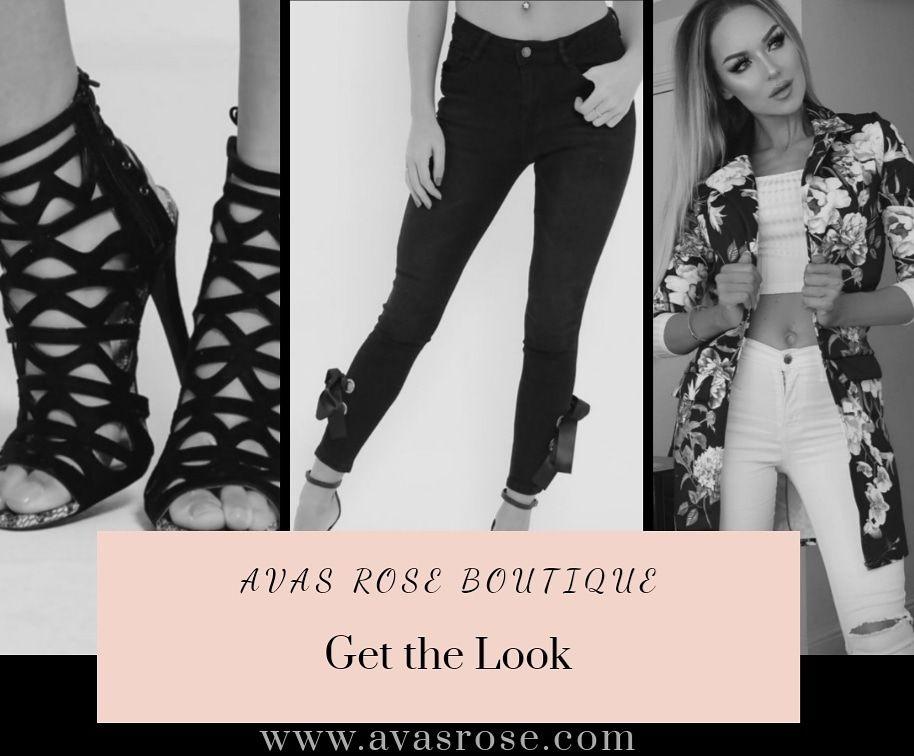 Ava's Rose Boutique www.avasrose.com