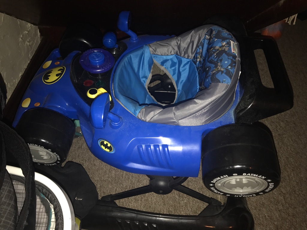 Batman babywalker