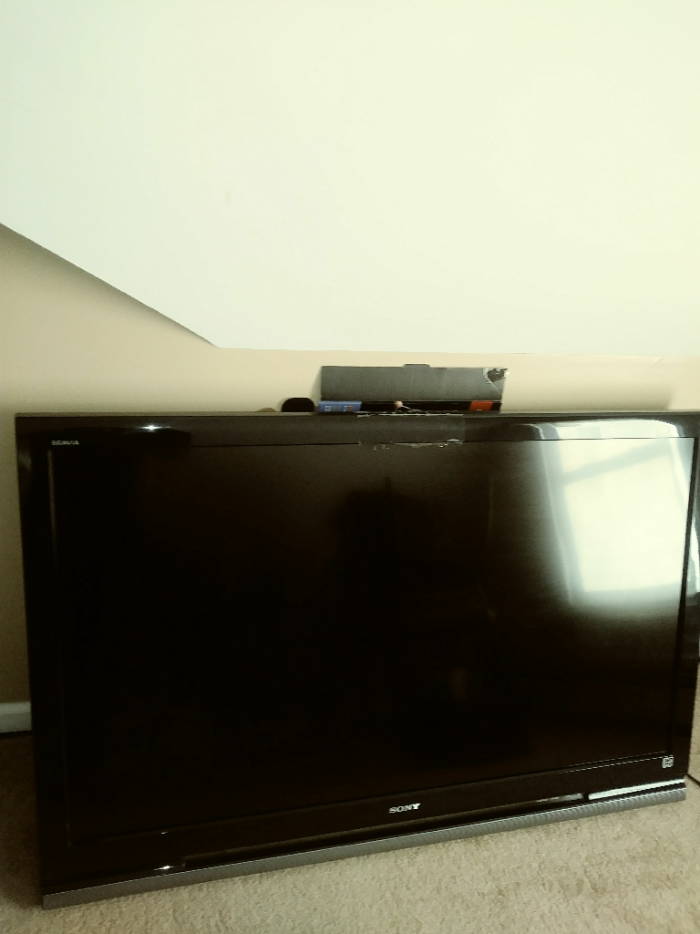 Sony plasma TV