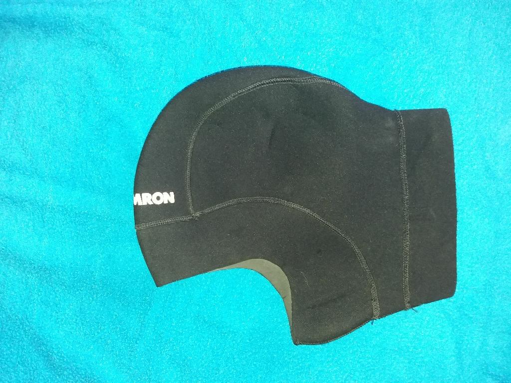 hat, gloves, mask will split