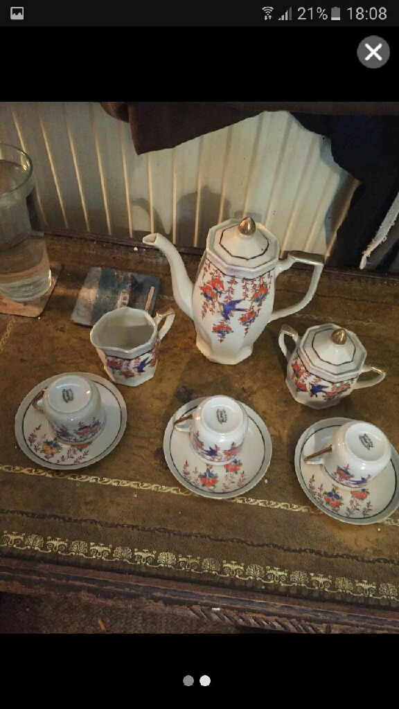 Fine China and porcelain