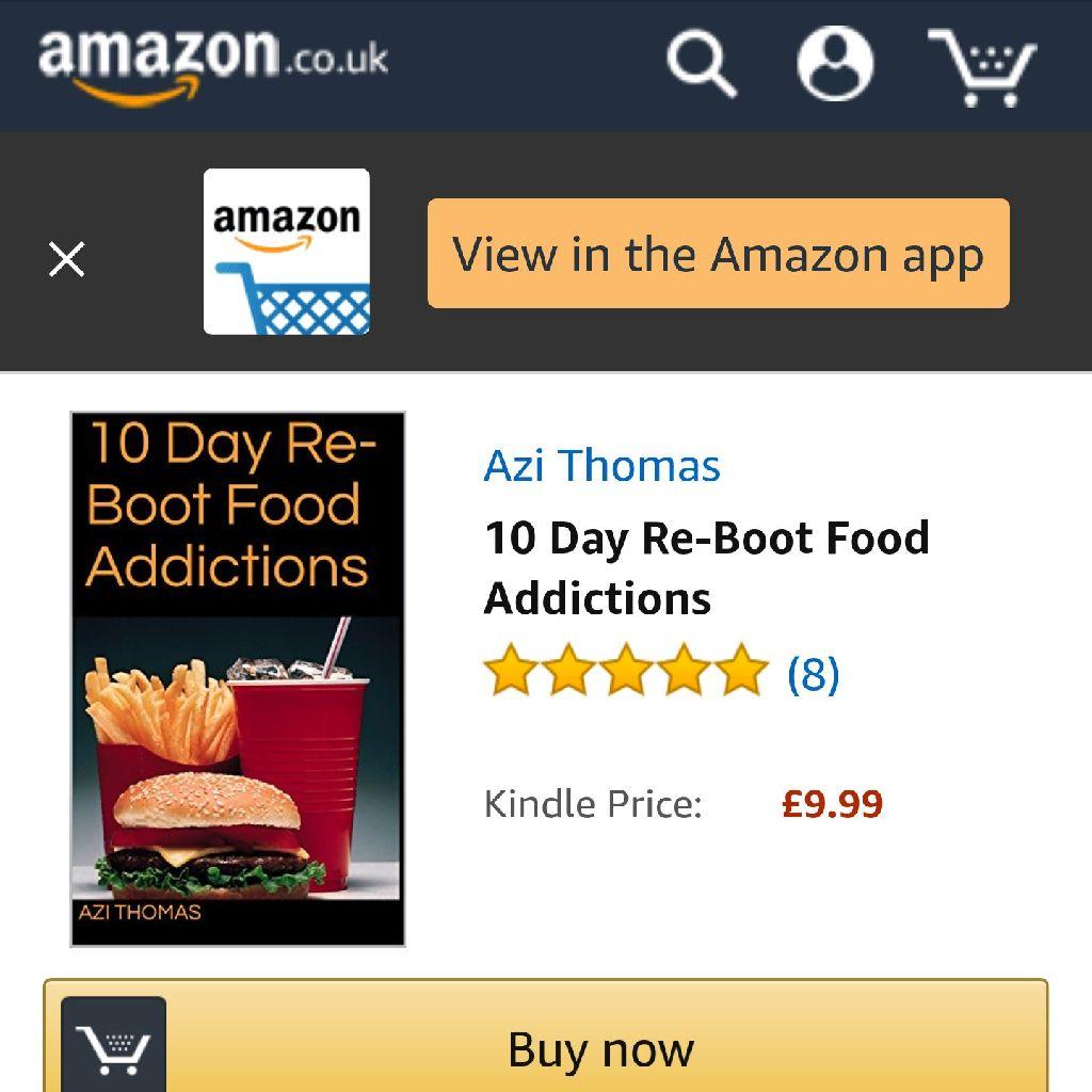 10 day reboot food addictions