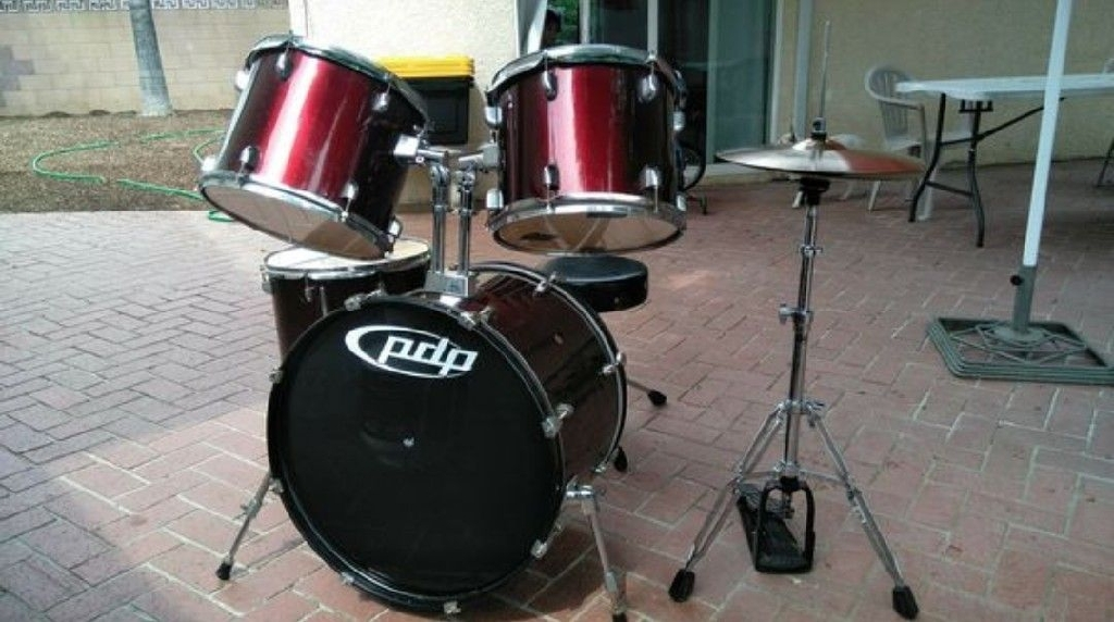 pdp Drum Set