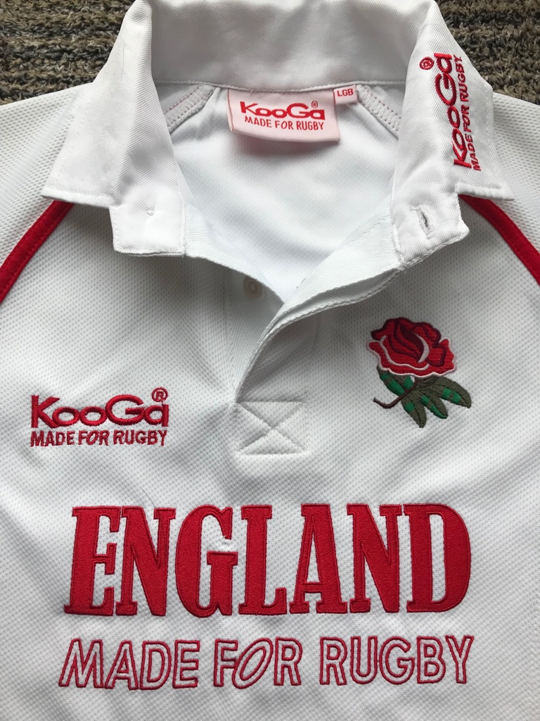 Kooga new without tags Rugby Shirt