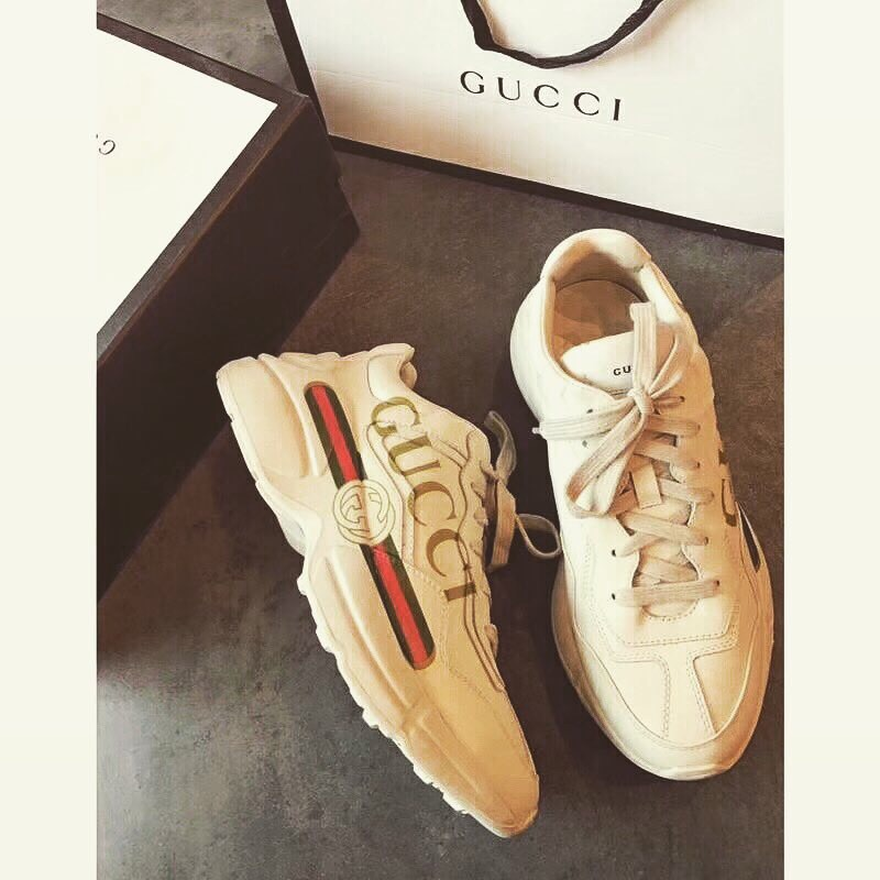 Gucci Trainer nearly new