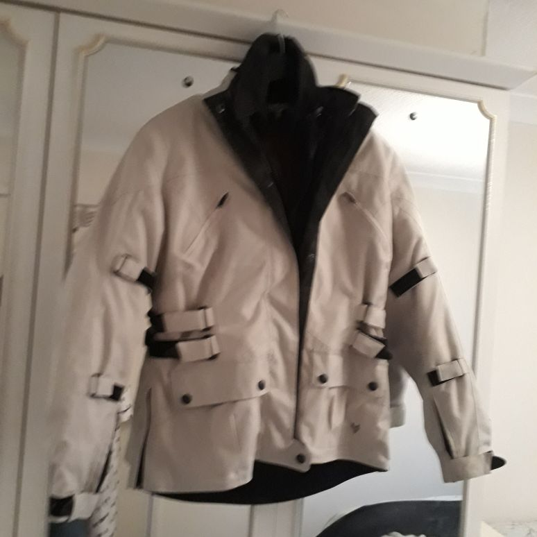 Frank Thomas ladies bike jacket