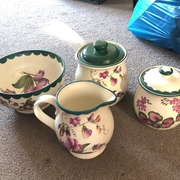 Sented garden items