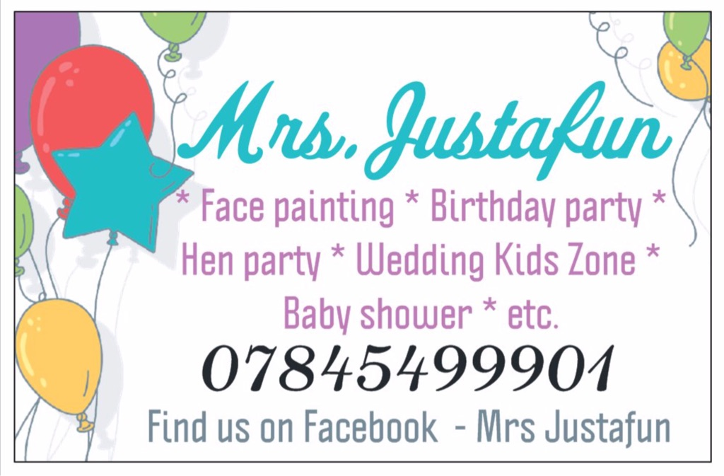 Birthday party , pamper party