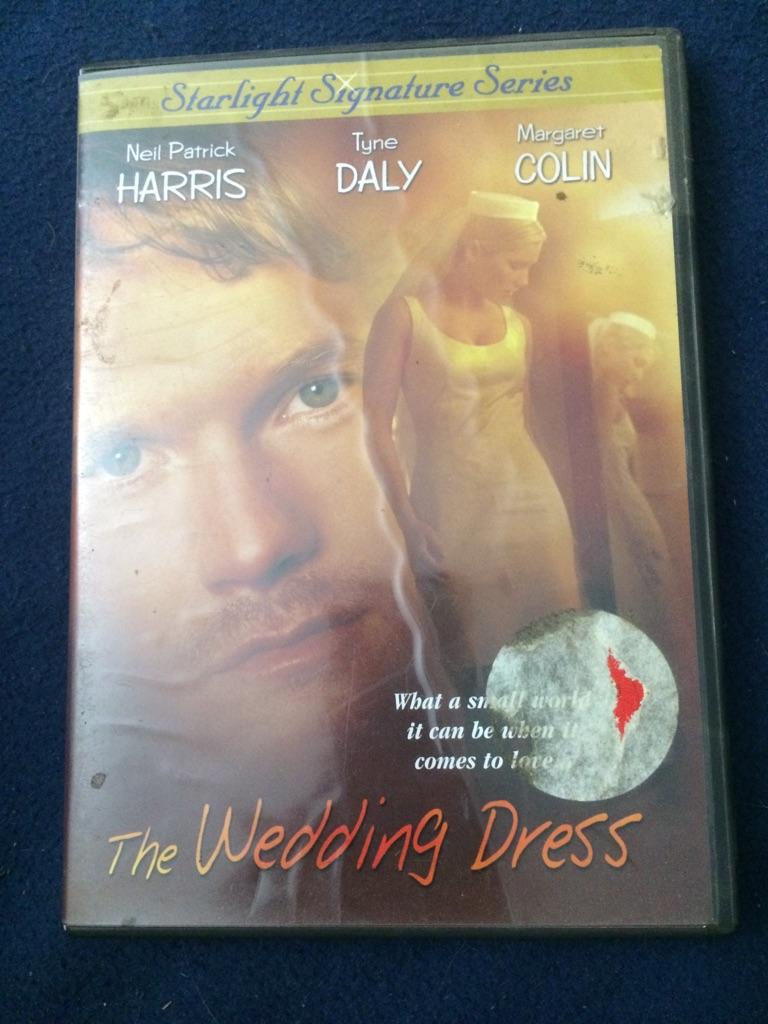 The Wedding Dress DVD