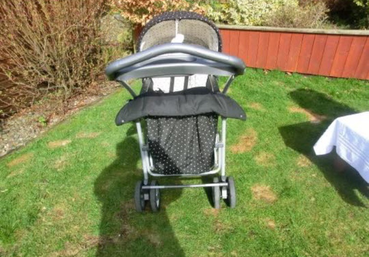 Mamas and papas mpx travel system pushchair
