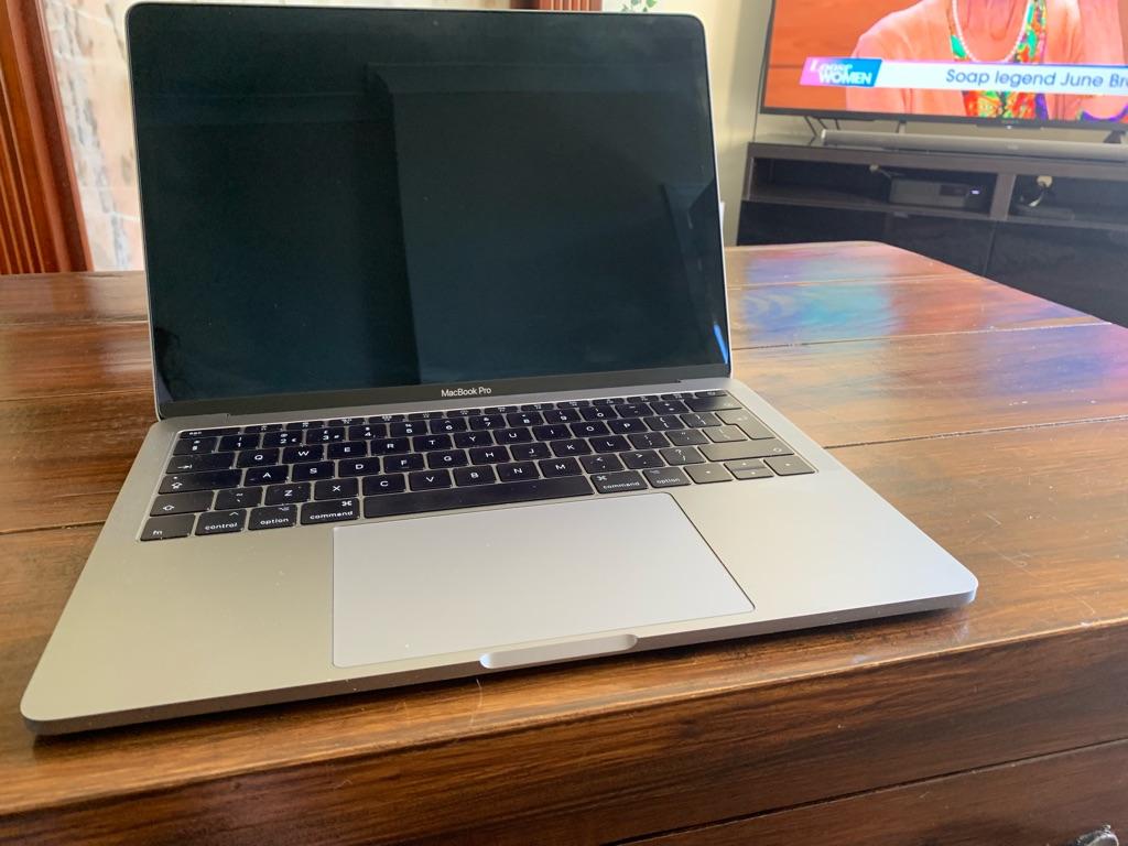 MacBook Pro 13inch 2017 model