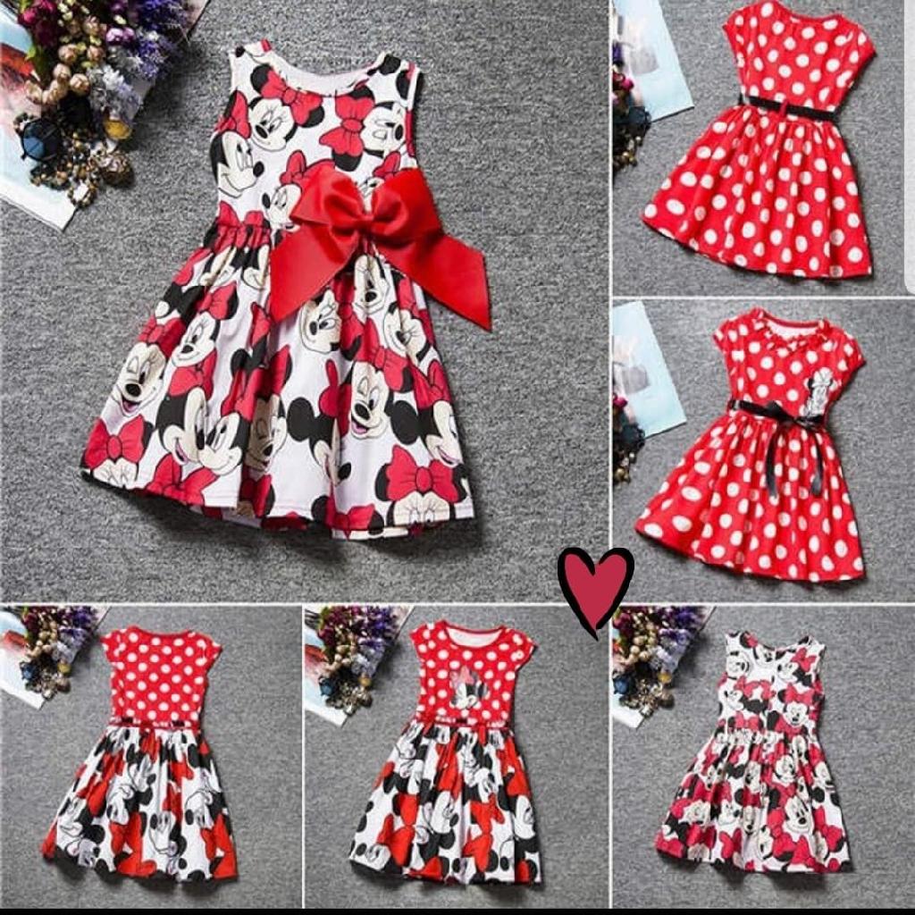 Pretty girls minnie dress