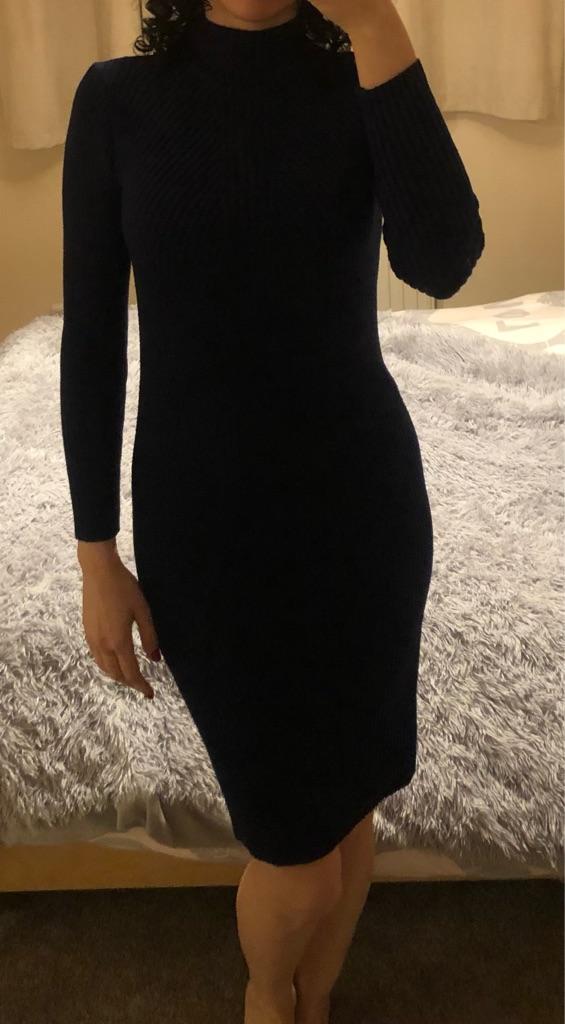 Winter dress, size S