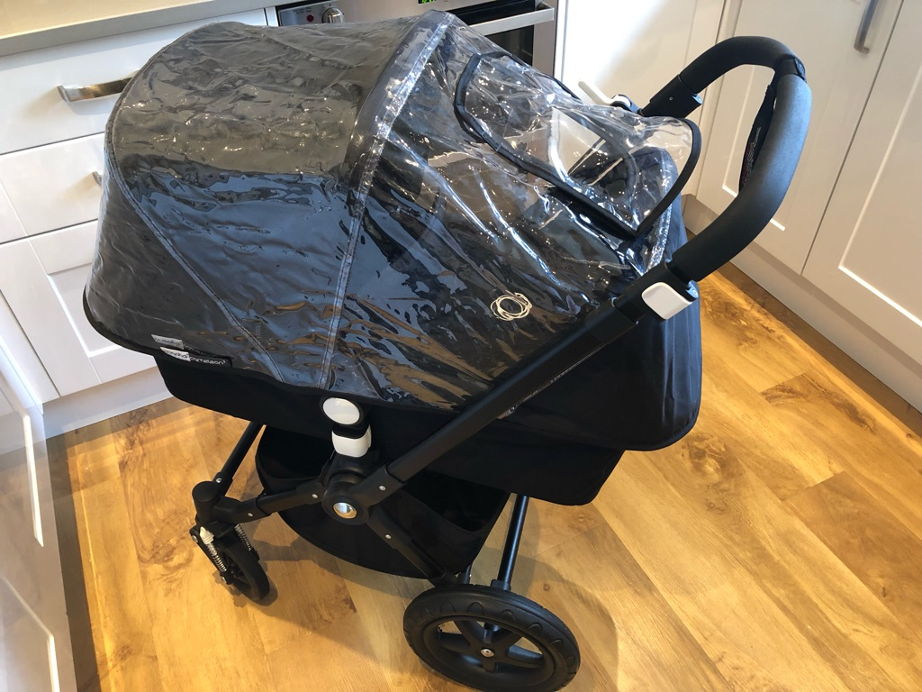 Bugaboo Cameleon3 Special Edition Black
