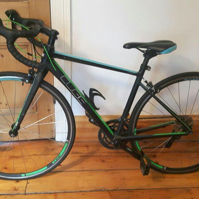 Cube Axial Pro racing bike