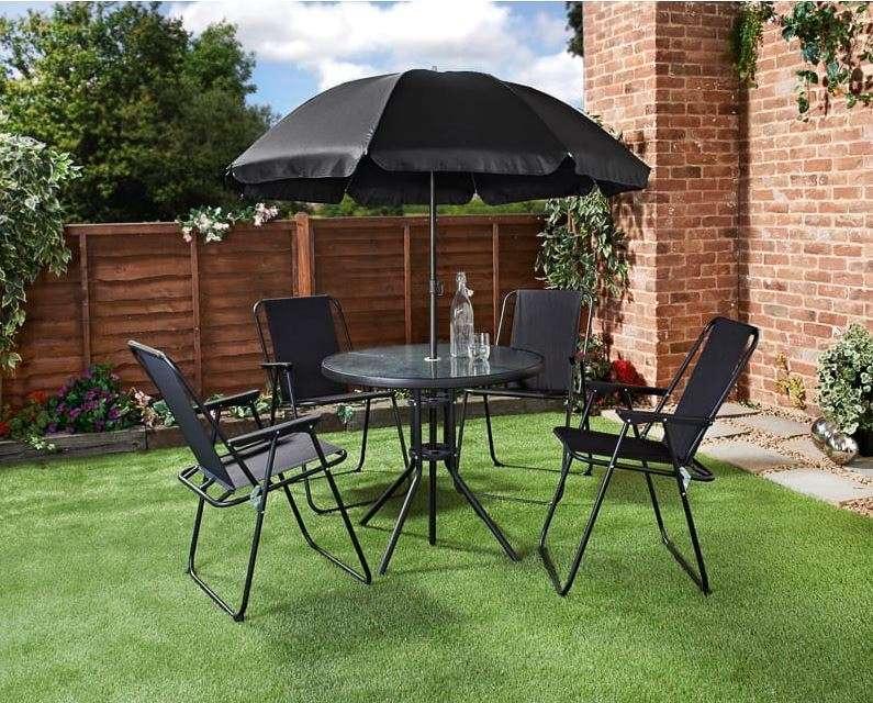 Garden patio set brand new