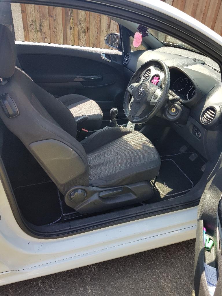 Vauxhall Corsa Limited edition 1.2 SXI