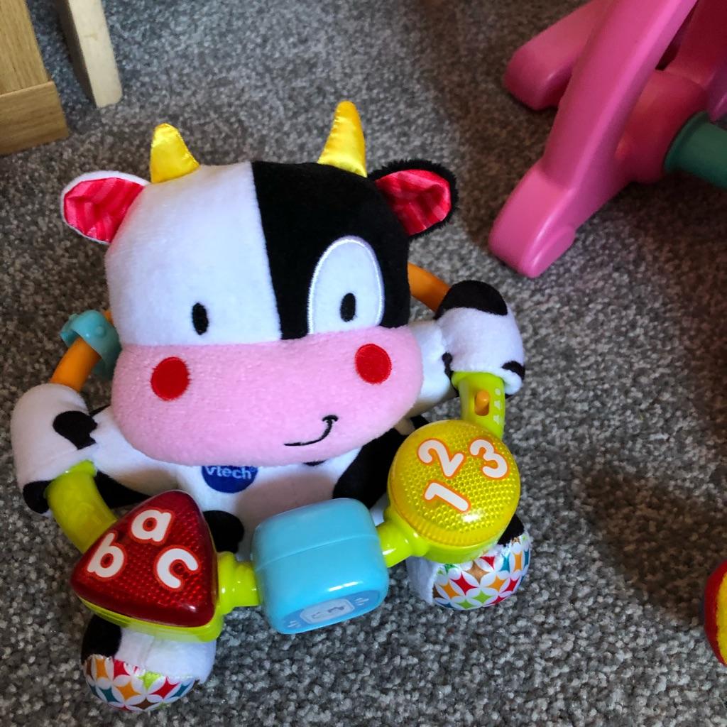 Vtech cow
