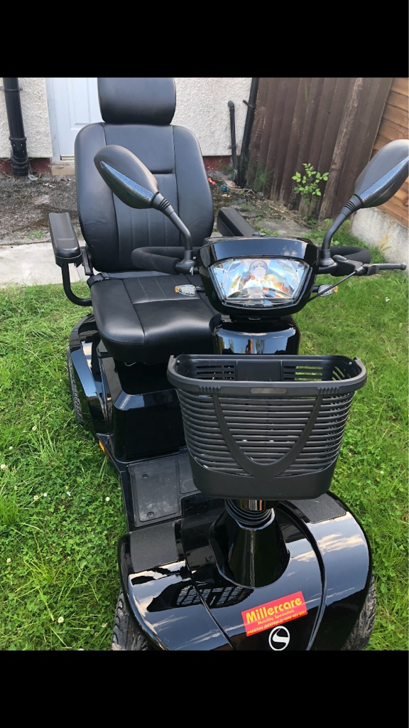 Wren swift S700 black mobility scooter