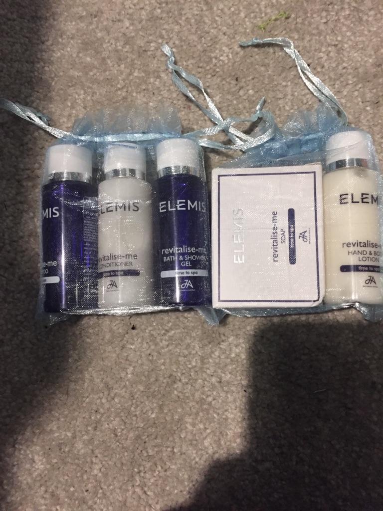 Elemis gift sets
