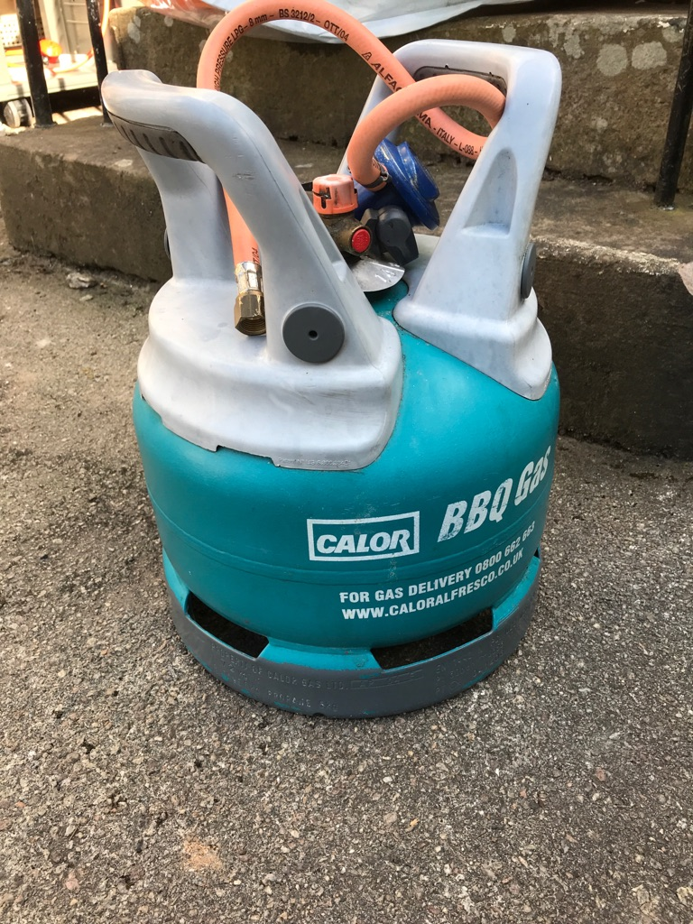 Calor BBQ gas can6kg