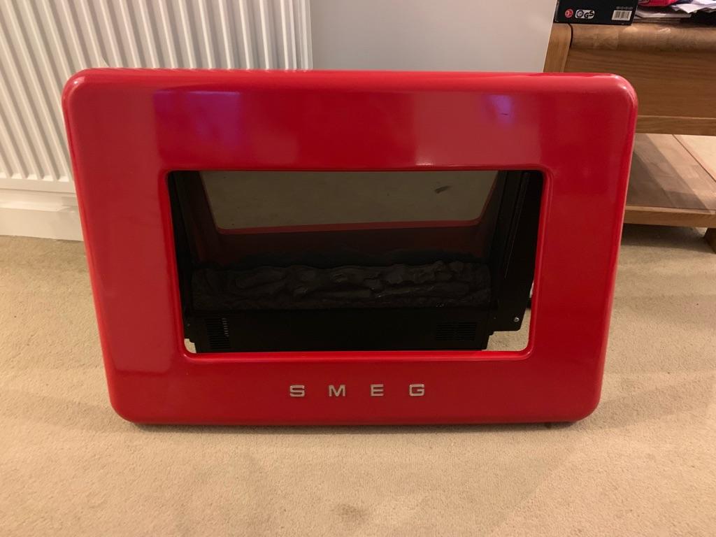 SMEG FIRE PLACE (electric)