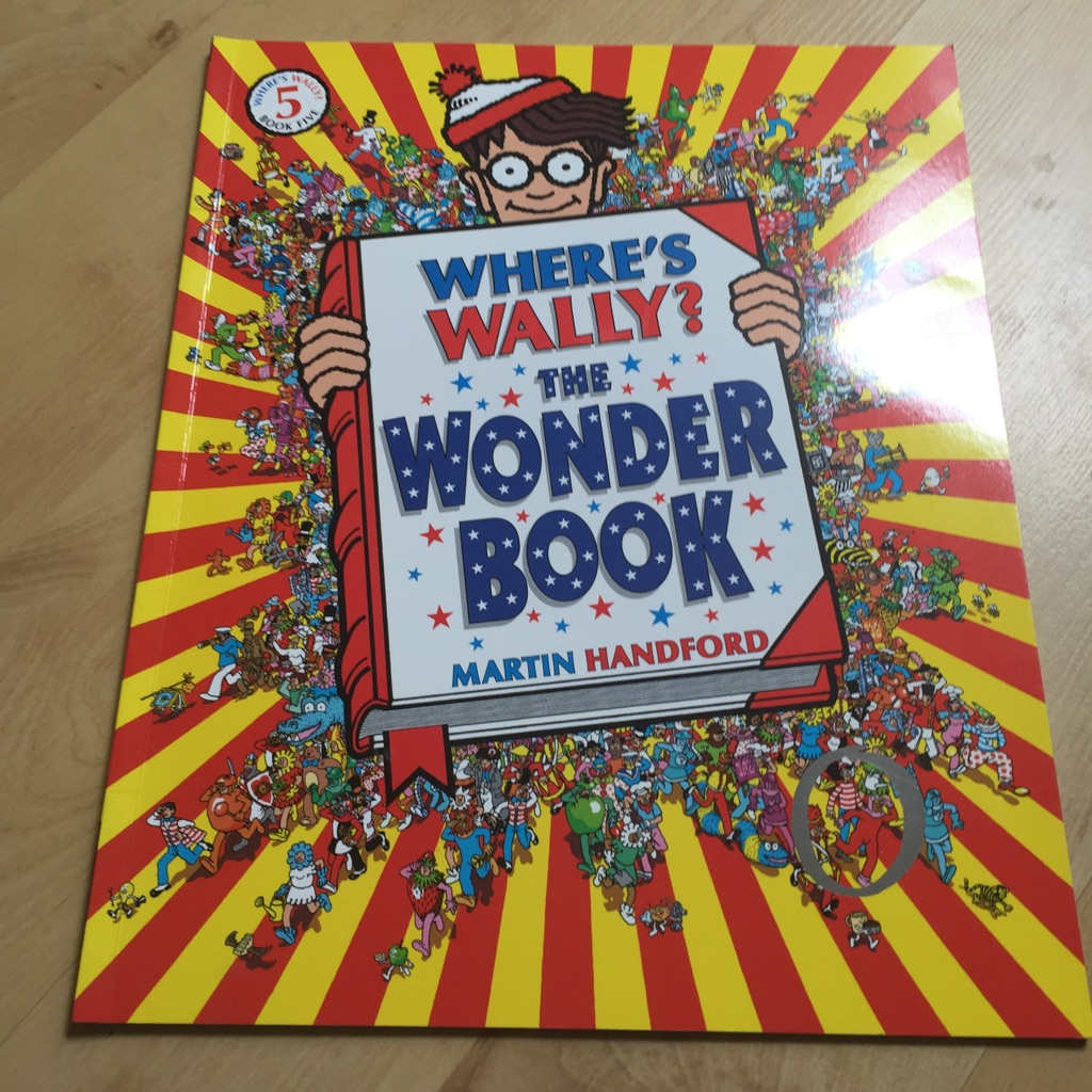 Where's Wally Book 5 Brand New