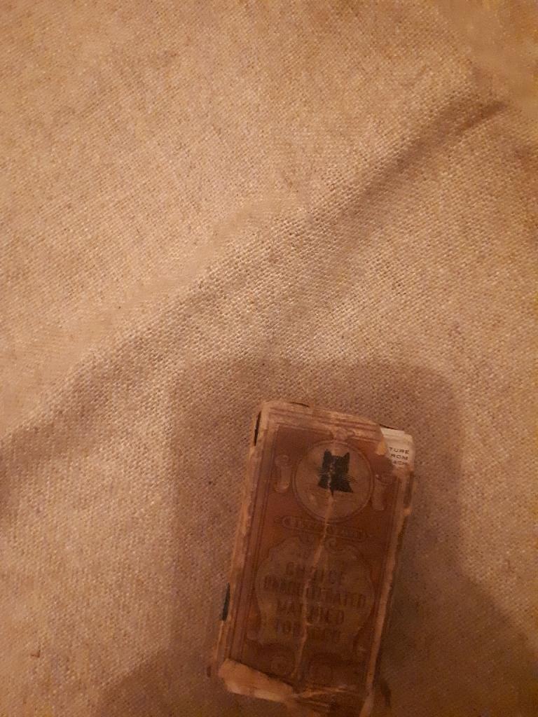 Old ciggrette cards value
