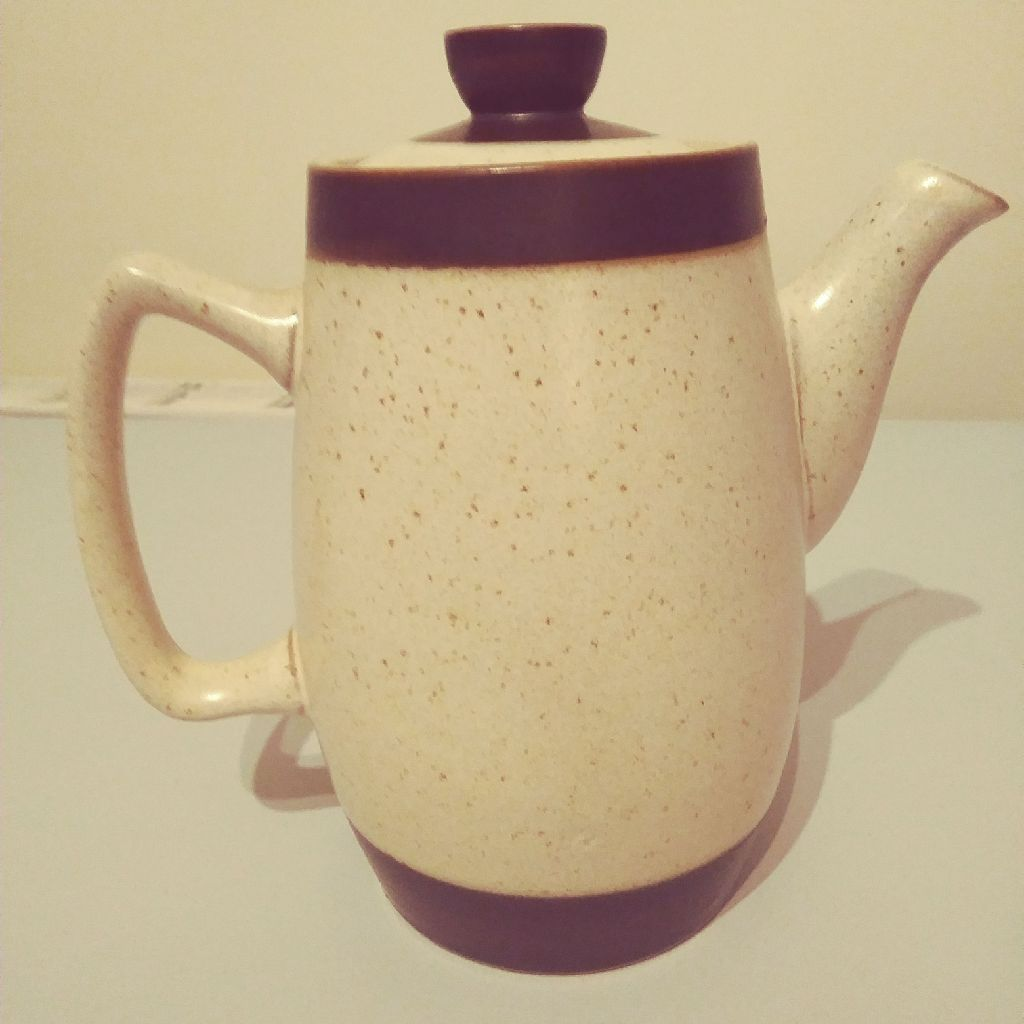 Denby Russet Coffee Pot